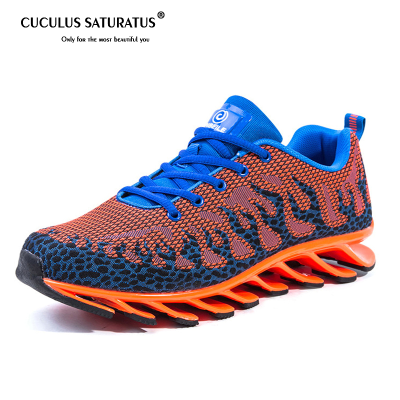 men cushioning running shoes Running Shoes Sports for Runner Athletic Sneakers Men Outdoor Mesh Breathable Shoes 1709 недорго, оригинальная цена