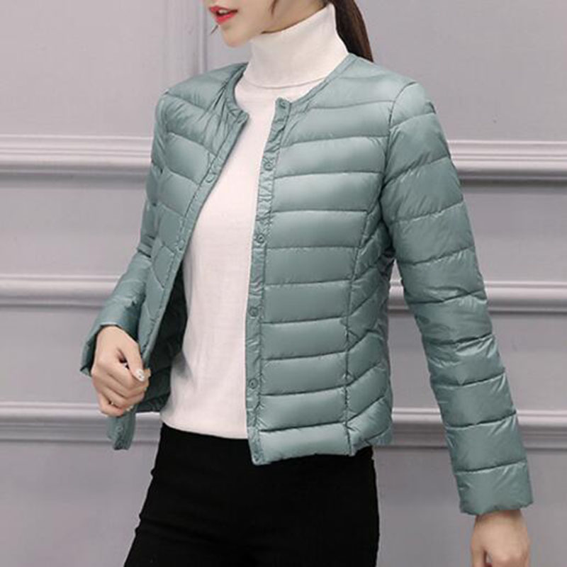 Spring Autumn Thin Plus Size 3XL   Down   Jacket Vest Female Slim Large Size   Down   Vest Women White Duck   Down     Coats   LP096