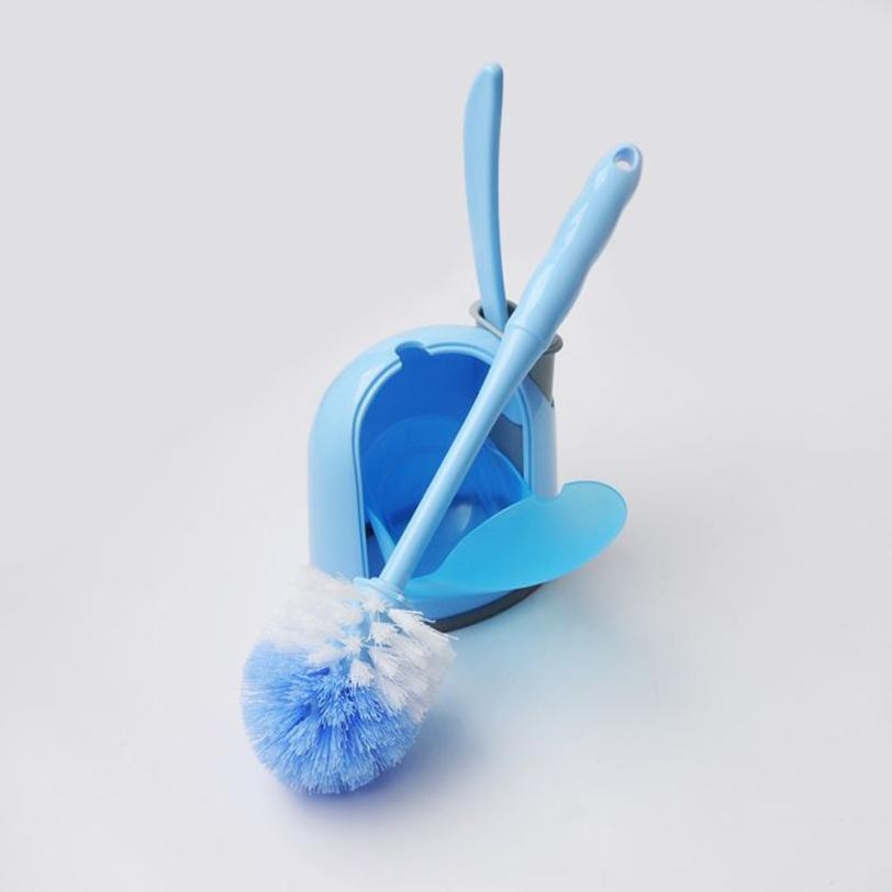 HAICAR 1 Set Toilet Bowl Brush U0026 Sink Brush With Holder Multifunction  Cleaning Tool Toilet Wisper Happy Sale Ap601 In Cleaning Brushes From Home  U0026 Garden On ...