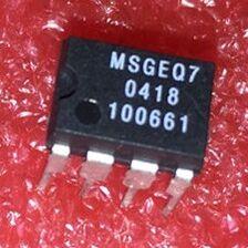 10 StÜcke Msgeq7 Band Graphic Equalizer Ic Dip-8 Msgeq7