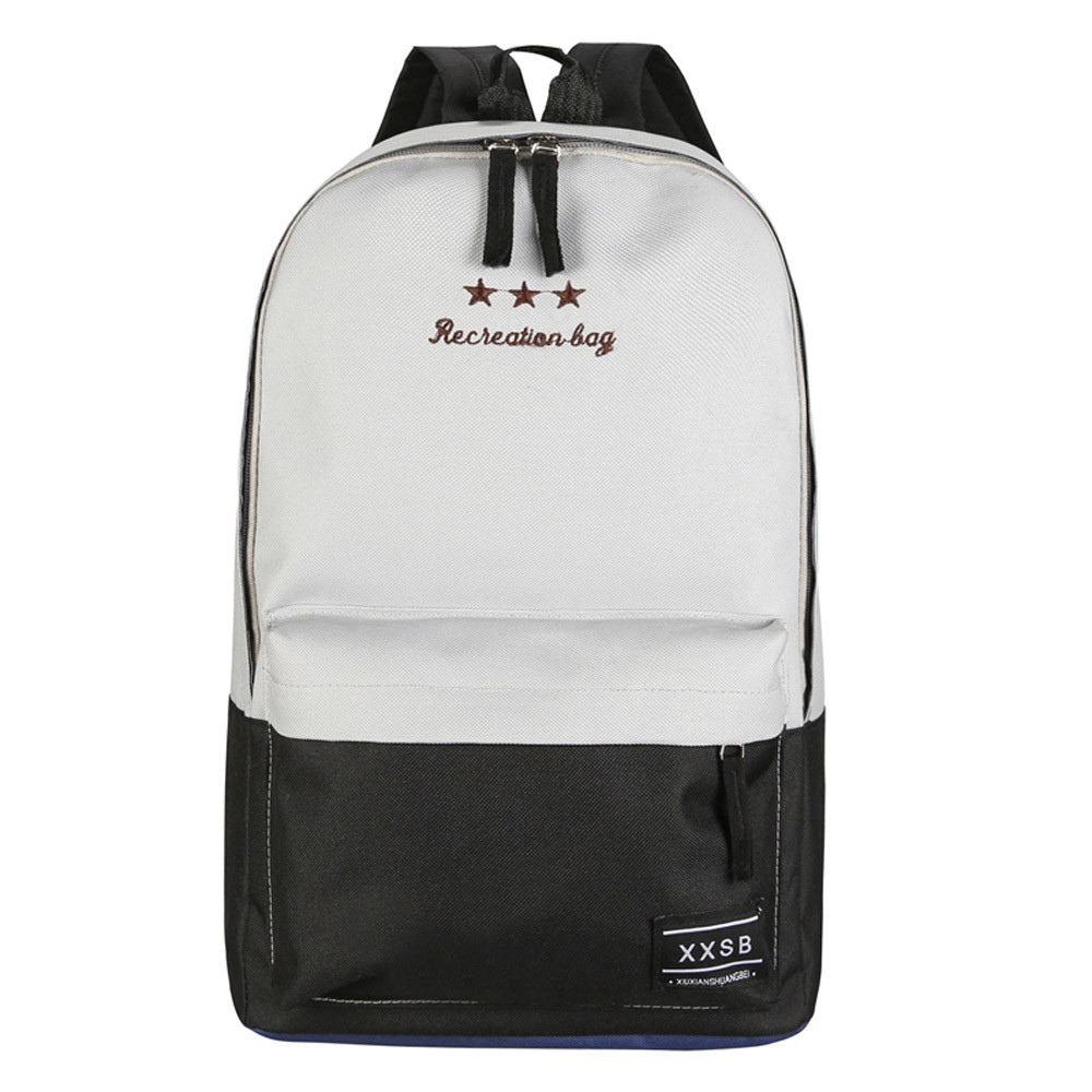 Backpack Leisure Back Pack Ladies Knapsack Casual Travel Bags For School Teenage Girls Classic Bagpack Mochilas