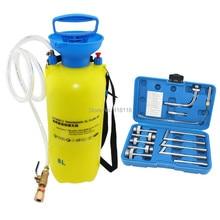 8L Relleno De Relleno De Aceite de Motor de Engranajes de Transmisión Automática Establece con 13 unids adaptadores kit