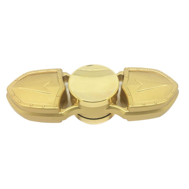 Finger Hand Spinner Fidget With Box Mini Gyro Unisex Decompression Relaxing Kids Adult Toys