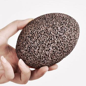 1 шт. натуральный камень для ухода за ногами из вулканизированной лавы, для удаления омертвевшей твердой кожи, инструмент для ухода за ногам...