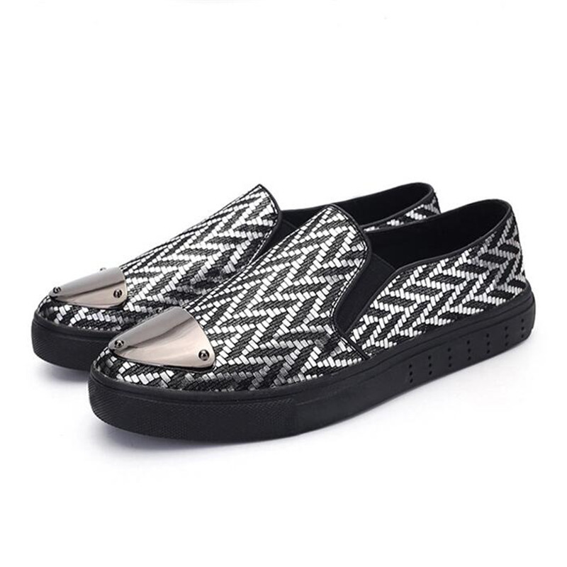 Pop Men Outdoor Loafers Shoes man's Slip On Flats Chaussure Brand Man Soft Flat Casual Shoes Footwear Zapatillas Hombre XK080514 male casual shoes soft footwear classic men working shoes flats good quality outdoor walking shoes aa20135