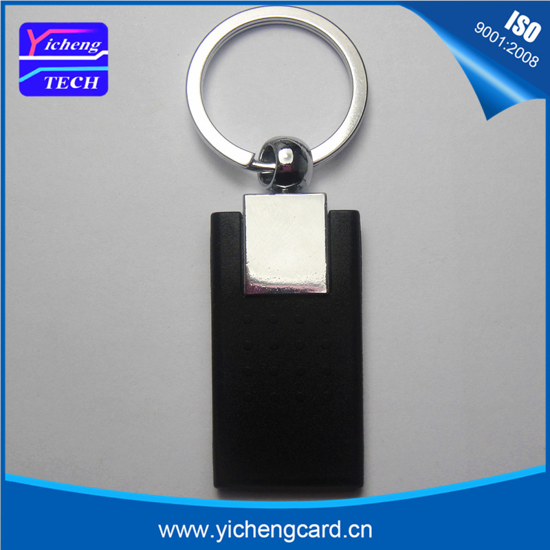100pcs 125KHz Writable T5577 RFID Keyfobs Keychain Key Token Hang TAG Access Control ID card For RFID Card Writer Copier non standard die cut plastic combo cards die cut greeting card one big card with 3 mini key tag card