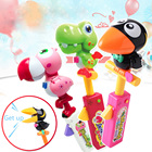 Kids Fun Toy Recording Voice Vocal Toy Recording Toucan, Dinosaur Big Mouth Bird Vocal Sound Toy