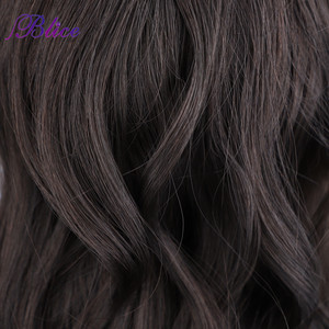 """Image 4 - Blice Synthetic Curly Ponytail 20"""" 22"""" Ponytail Hair Extensions Long Hairpiece With Two Plastic Combs Drawstring Style"""