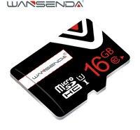 100 Capacity Black Wansenda TF Flash Cared 4GB 8GB 16GB 32GB 64GB High Speed TF Card