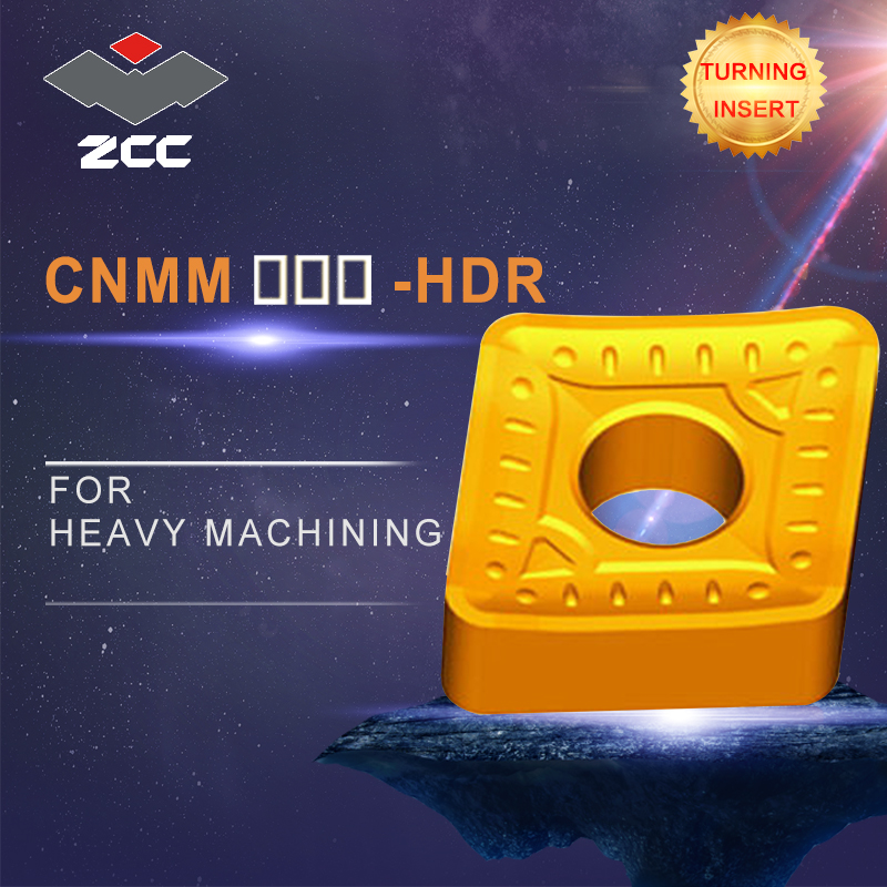 cnc inserts 10pcs lot CNMM HDR lathe cutting tools coated cemented carbide turning inserts steel finishing