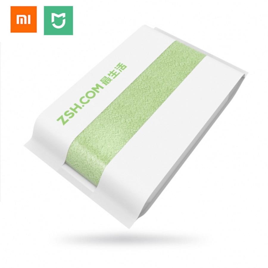 Original Xiaomi ZSH Bath Towel Cotton 100% Cotton Towel Antibacterial None-irritative 5 Colors Water Absorption For Smart Home цена