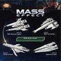 3D Металлические Головоломки DIY Модель Подарок Mass Effect Лобзики Игрушки Подарок juguetes educativos пазлы для взрослых/детей