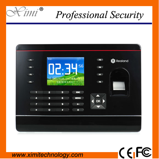 TCP/IP fingerprint time attendance color screen 2000 fingerprint time attendance fingerprint password RFID card time atteendance tcp ip fingerprint time attendance color screen 2000 user time attendance fingerprint password rfid card time atteendance