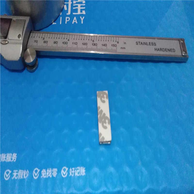 13 ピース磁石ブロック 30 ミリメートル × 10 ミリメートル × 2 ミリメートル N35 強力なバー立方体ブロック磁石 30 × 10 × 2 両面粘着永久磁石 13 ピース
