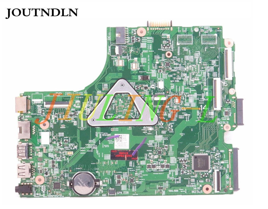 Dell Inspiron 15 3541 Motherboard w AMD 3F7WK