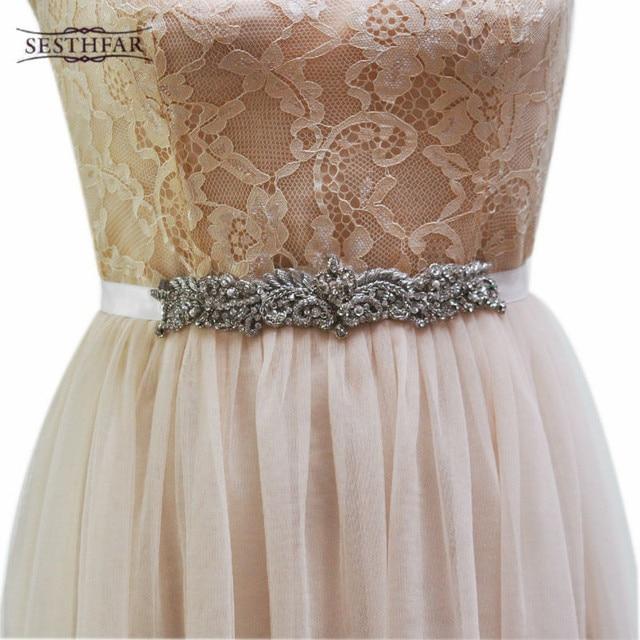 Womens Fashion Royal Medal Belt Wedding Accessories Formal Dress