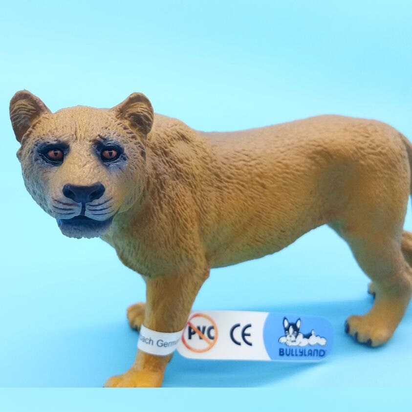 Lion Toy Classic Toys For Boys Childrens Birthday Gift Lioness Animal Figure Model