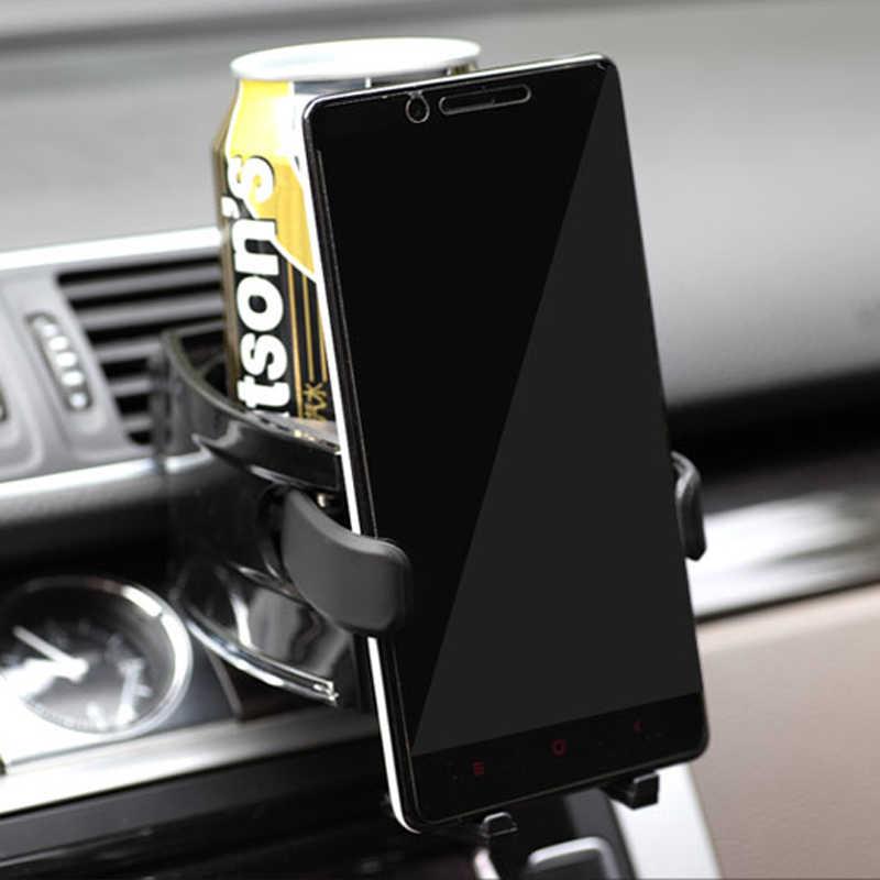Mobil Minuman Botol Cangkir Pemegang Ponsel Berdiri untuk Honda Civic CRV Fit Jazz Dio Kota Hornet HRV Subaru Forester impreza Pedalaman
