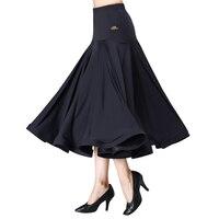 Women New Ballroom Dance costumes Newest Design Woman Modern Waltz Tango skirt /standard Competition skirt S 3XL