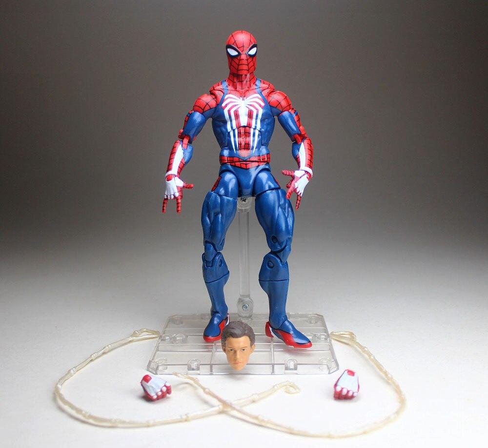 "Marvel Legends 6/"" Inch 2-Pack Spider-Man Homecoming Unmasked Loose Complete"