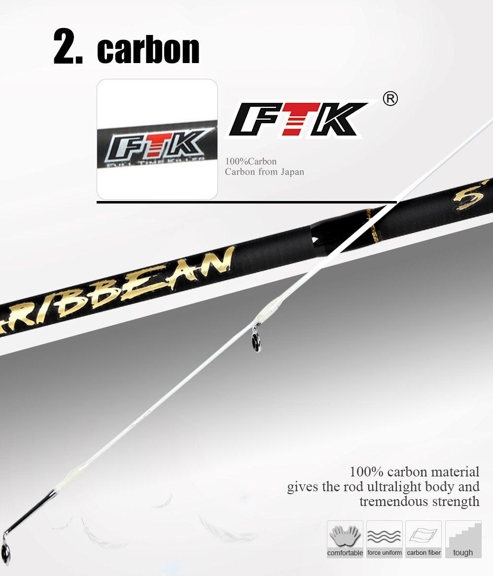 100% Carbono 1.65 m 1.80 m 1.98