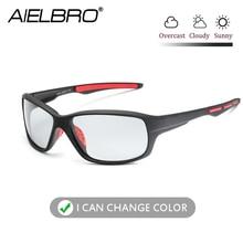 Óculos polarizados óculos de pesca bicicleta de vidro equitação pesca caminhadas óculos de sol para pesca ciclismo