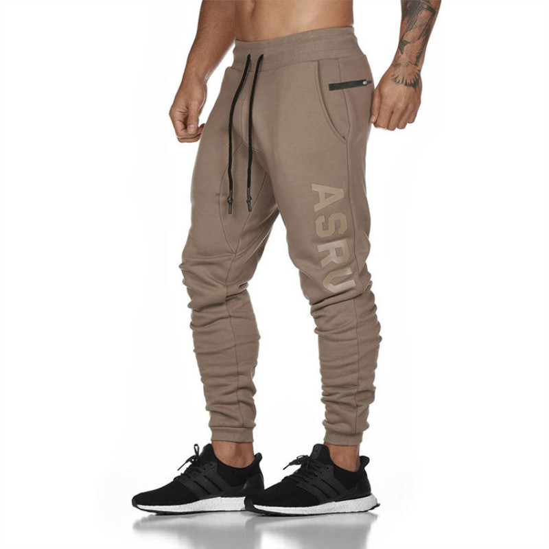 Men/'s Fitness Long Pants Running Jogging Sweatpants Gyms Casual Outwork Trousers