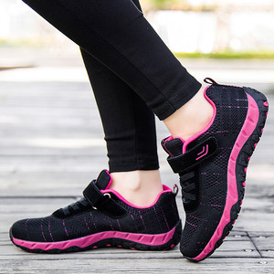 Image 4 - PINSEN 2020 الخريف موضة النساء أحذية عالية الجودة أحذية رياضية كاجوال أحذية امرأة الشقق الدانتيل متابعة الزواحف مريحة حذاء للأمهات