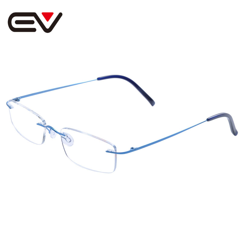 Rimless Glasses Trend : ?(^ ^)?2016 New Fashion Men Women ???( ? ) Pure Pure ...