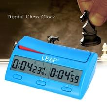 Многофункциональные LEAP PQ9912, профессиональные цифровые шахматные часы, таймер подсчета, новинка, практическая игра, соревнование, подсчет, игрок