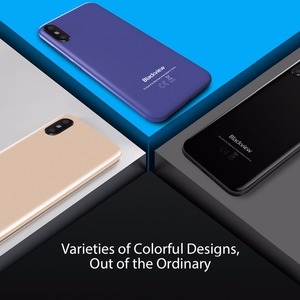 Image 4 - Blackview a30 smartphone Android 8.1 MTK6580 Quad core 19:9 5.5 inch RAM 2GB ROM 16GB 8.0MP 3G WCDMA Face ID GPS mobile phone