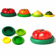 Food Huggers Sweet Treats Assorted Food Embracers Cuddlers Helps your foods and Fruits Keep safely Kitchen