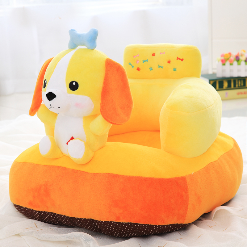 Infant Safety Seat Soft Stuffed Animal Baby Sofa Plush
