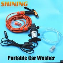 Car-Washer Washing-Machine Garden-Pump Lavador-De-Coches Portable Power Electric 12V