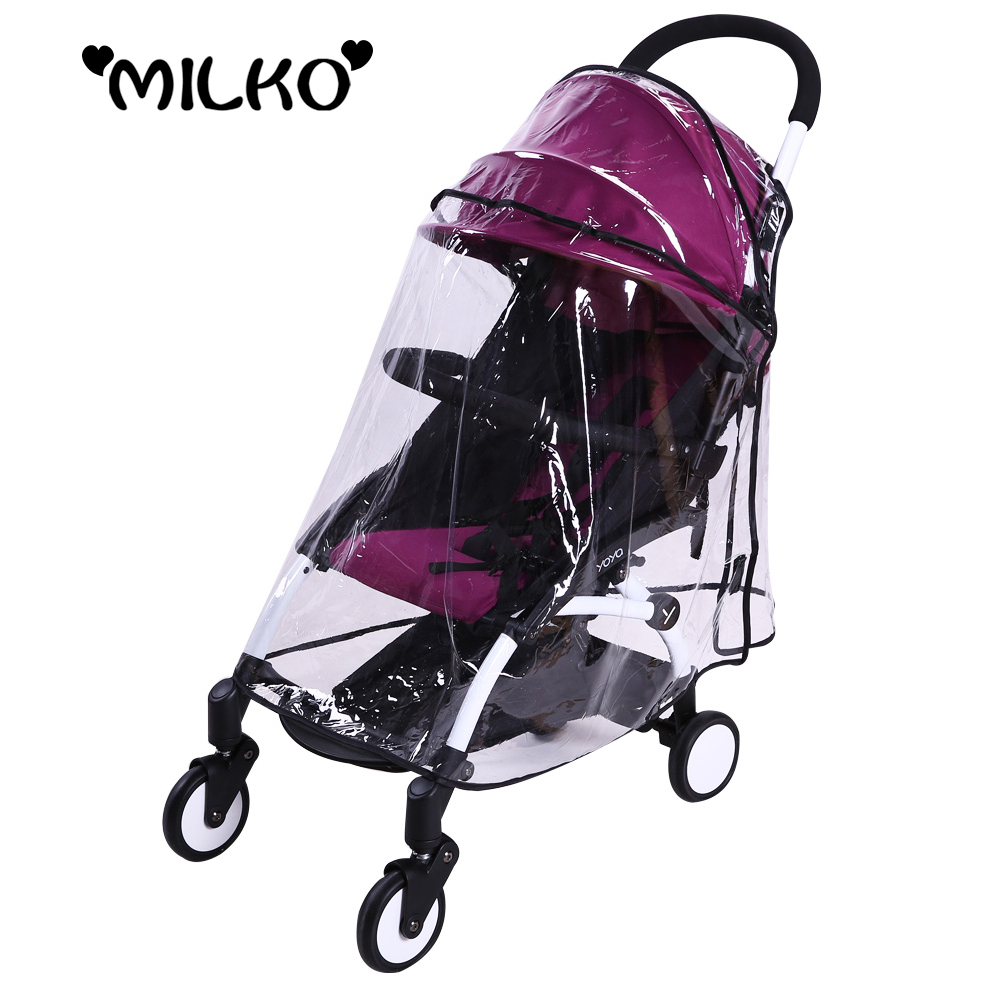 Baby Strollers Maclaren Us 9 45 Universal Baby Stroller Rain Cover Strollers Accessories Pushchair Breathable Cover Waterproof Wind Shield Suit Maclaren Pram In Three