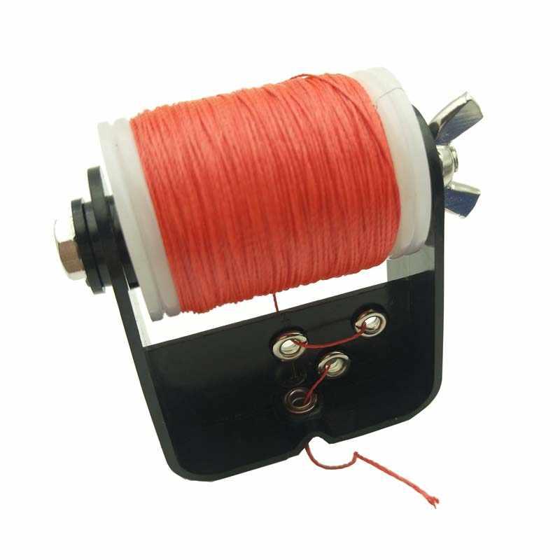アーチェリー弦ジグ狩猟ストリングサービングツールナイロン提供する提供する糸を提供する 400D ロープ保護文字列