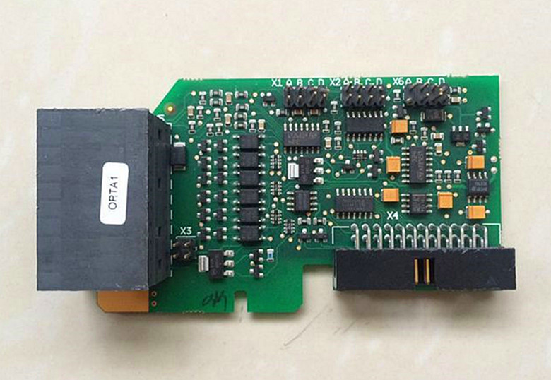 Inverter OPTA1 terminal card motherboard interface board IO card PC00253G 253L цена и фото