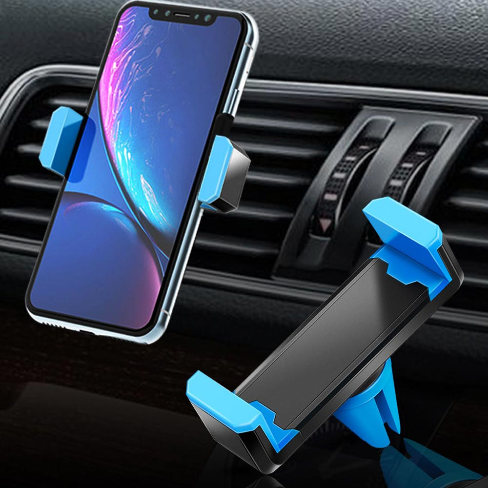ZHF Universal Car Phone Holder Stand For Phone Air Vent Mount Holder 360 Degreen For Phone Support 4-6 Inch Holder Stand In Cars