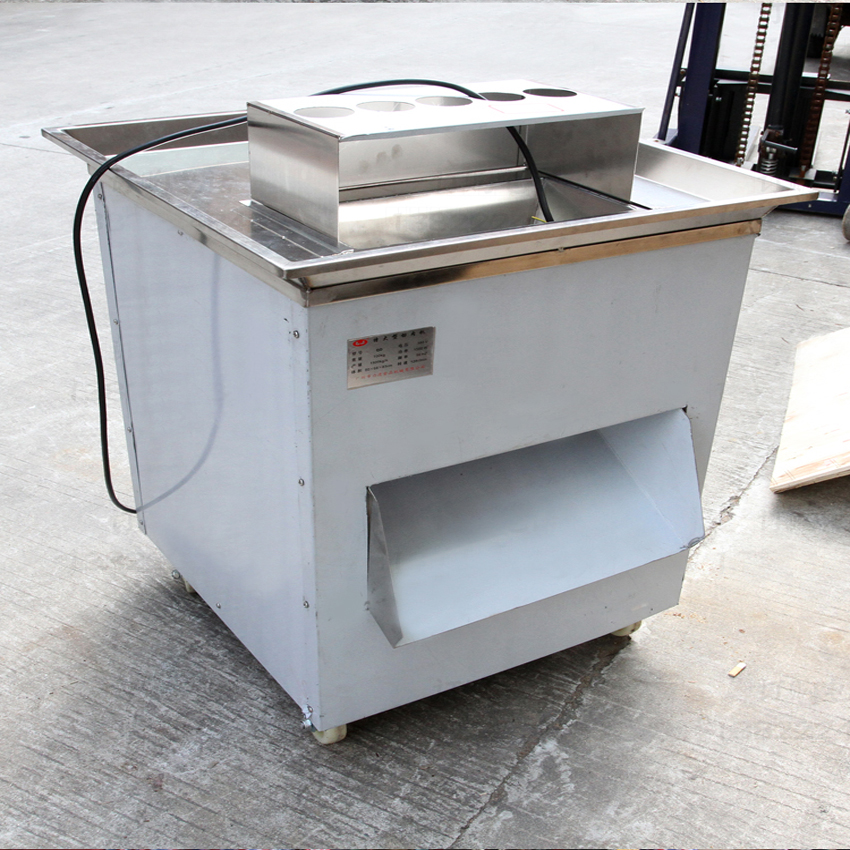 QD Vertical Type Meat Cutting Machine 1500KG/HR/ Shredded Kelp Cutter/ Meat Cutter ,Stainless Steel Meat Slicer 4