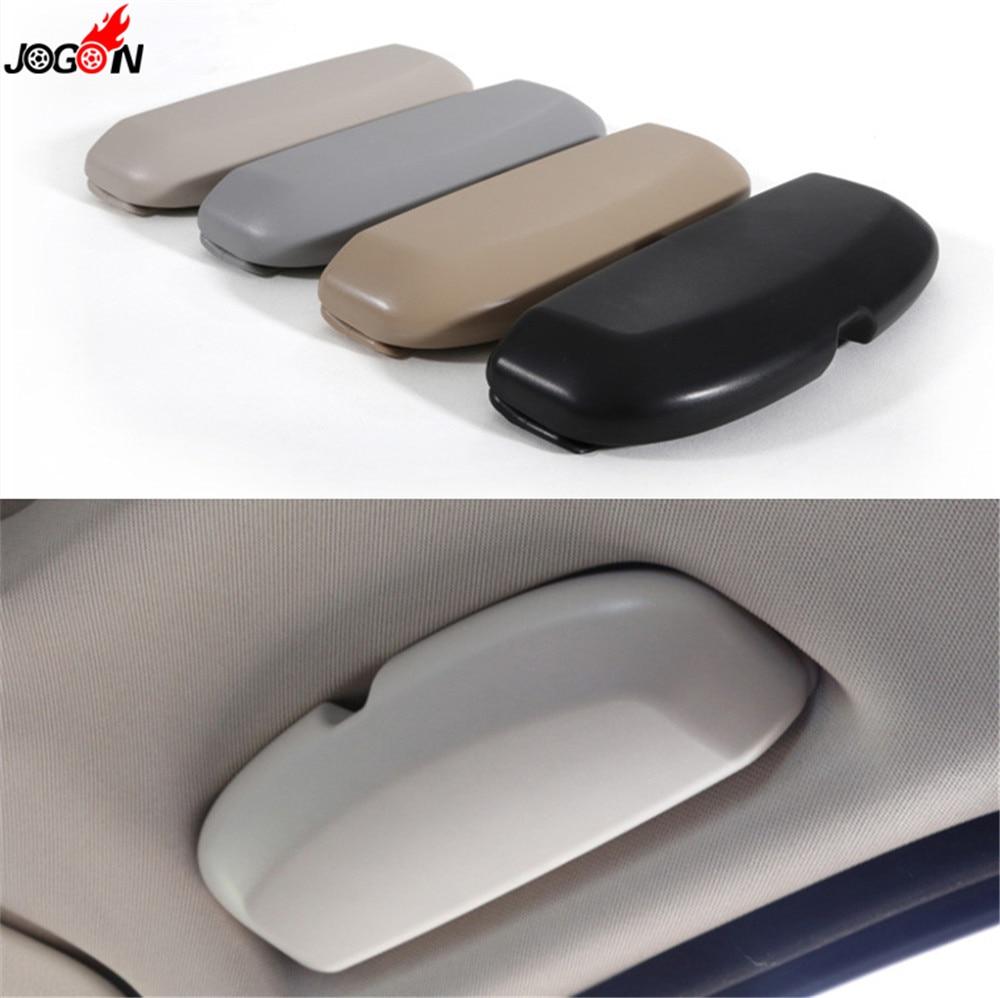 Interior Glasses Sunglass Box Case Holder Cover for 2009-2015 BMW X1 E84 Beige