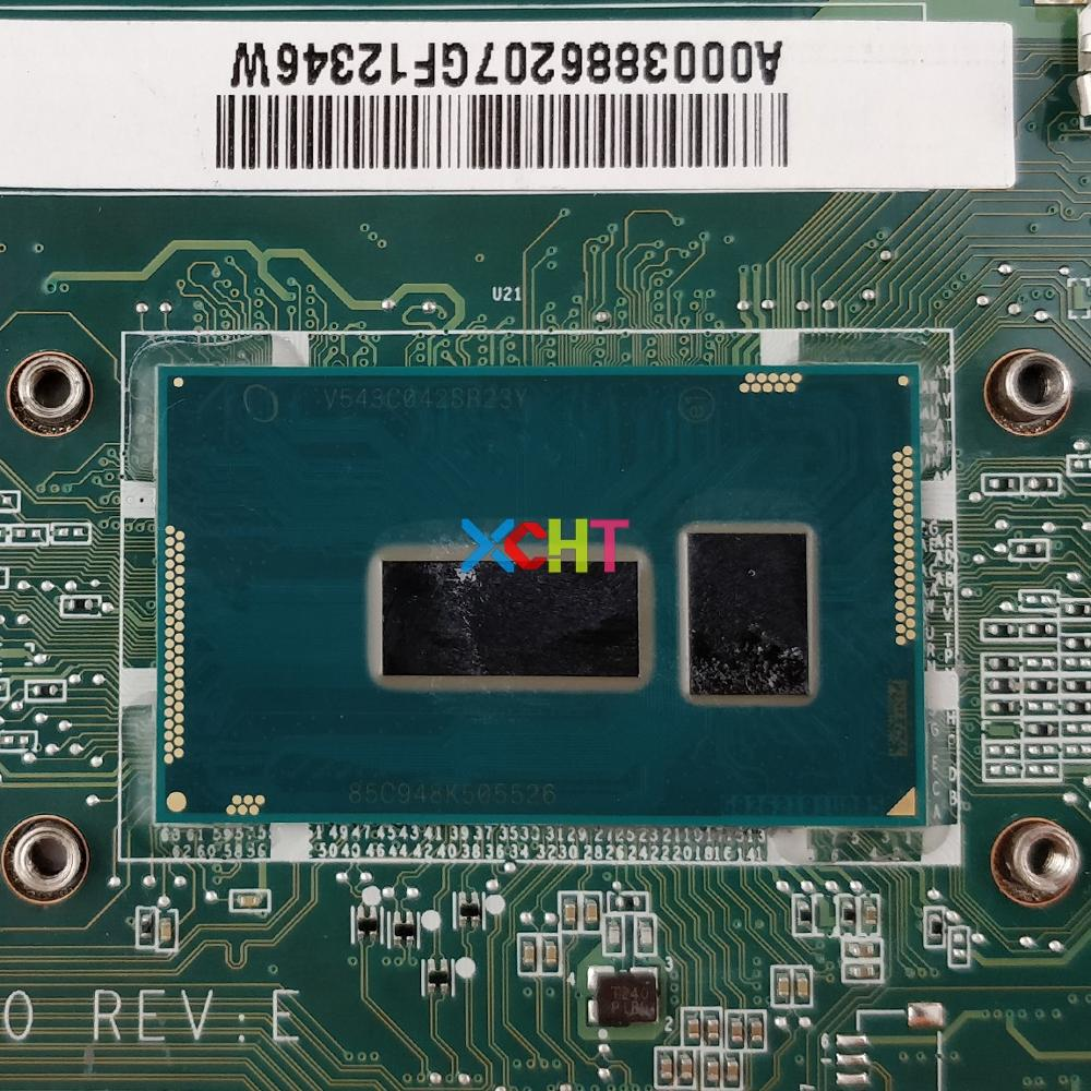 Image 4 - A000388620 DA0BLQMB6E0 w I5 5200U CPU 930M GPU for Toshiba L50 L50 C Notebook PC Laptop Motherboard Mainboard Tested-in Laptop Motherboard from Computer & Office