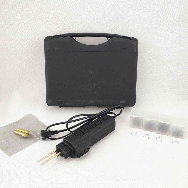 Abs Plastic Repair Kit >> Car Bumper Repair Machine Hot Stapler For Repairing Plastic Repair
