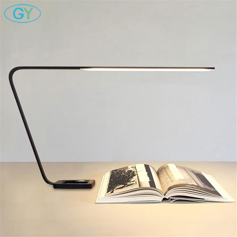 Nordic Art Decor Led Desk Reading Lamp