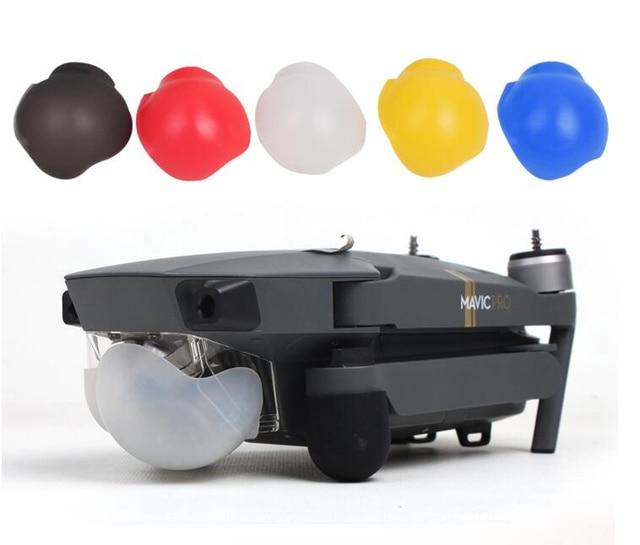 Защита объектива силиконовая для dji mavic mavic air combo advanced or professional