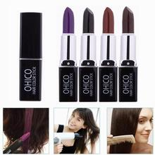 Temporary Hair Dye Coloring Pencil Stick