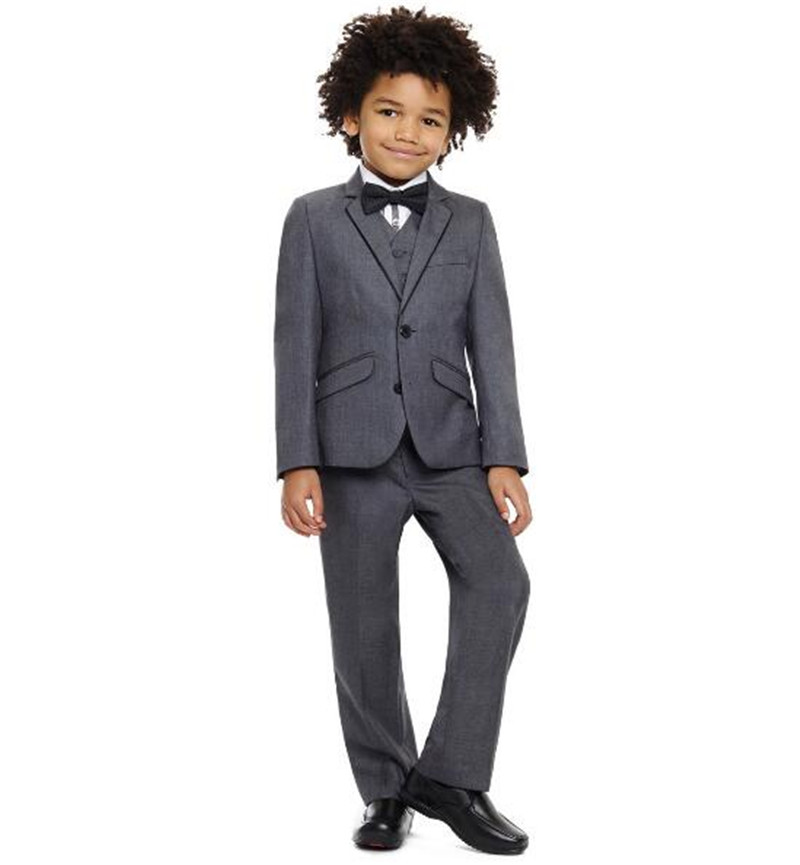 Online Shop High quality boy suit slim fit boy suit children's ...