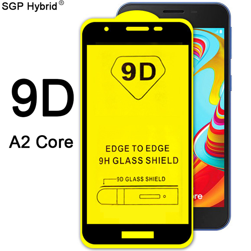 9D Tempered Glass for Samsung A2 Core screen Protector for Samsung Galaxy A2 Core a2core A260F A20 A205FN A 20 Protective Glass(China)
