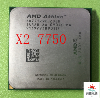 AMD Athlon 64 X2 7750 x2 7750  2.7GHz Socket AM2+ 95W  Dual-Core Processor 64-bit Desktop CPU