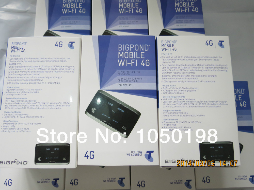 4 Г LTE мобильный маршрутизатор Aircard 760 S 4 г Wi-fi маршрутизатор