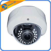 5 0MP H 265 Vandal Proof Dome HI3516D OV4689 Panoramic 180 Degree Wide Angle Panoramic Fisheye